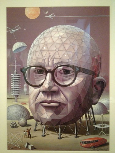 R.BuckminsterFuller