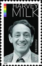 HarveyMilk.Stamp.May2014