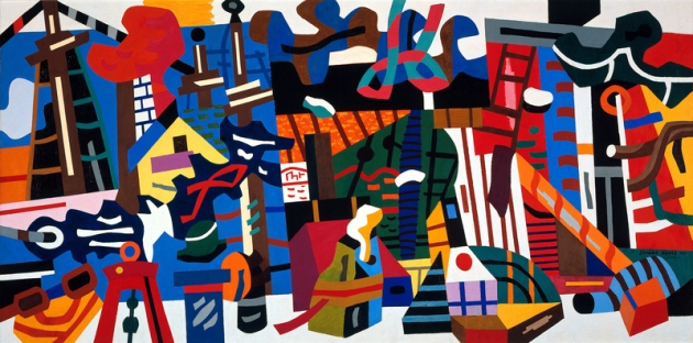 StuartDavis.SwingLandscape.july2016